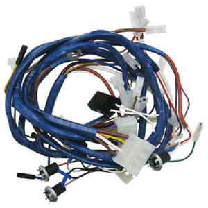 c5nn14a103af ford tractor parts wiring harness front and ... ccomputer 2000 toyota wiring harness diagram
