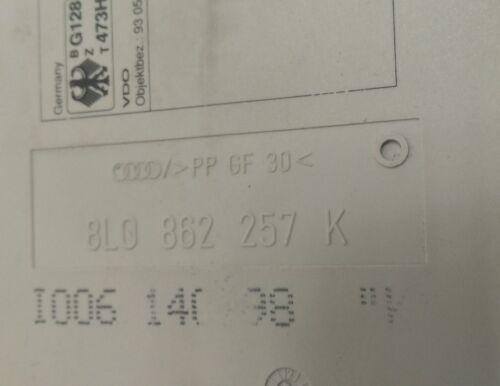 8L0862257K   8L0 862 257 K A3, A4, A6 Bomba Cierre centralizado Audi