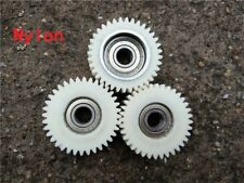 36T Electric Bike Gear Nylon Hub Motor Clutch Wheel Kit For Bafang Mid Drives