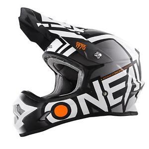 O-039-Neal-3Series-MX-Helm-Radium-Schwarz-Weiss-Motocross-Enduro-Quad-Offroad-Cross