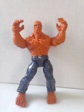 Superhero Heroes Action Figures Marvel The Thing Toy Light up Fantastic 4