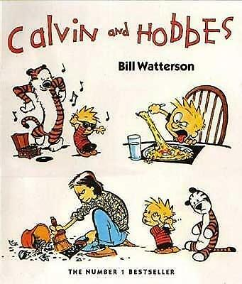 1 of 1 - Calvin and Hobbes (Calvin & Hobbes Series) by Bill Watterson | Paperback Book |