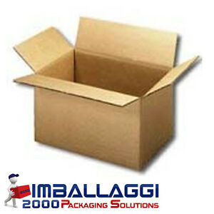 PS.303 misura 245 x 165 x 20-70 mm Imballaggi universali in micro cartone ondulato