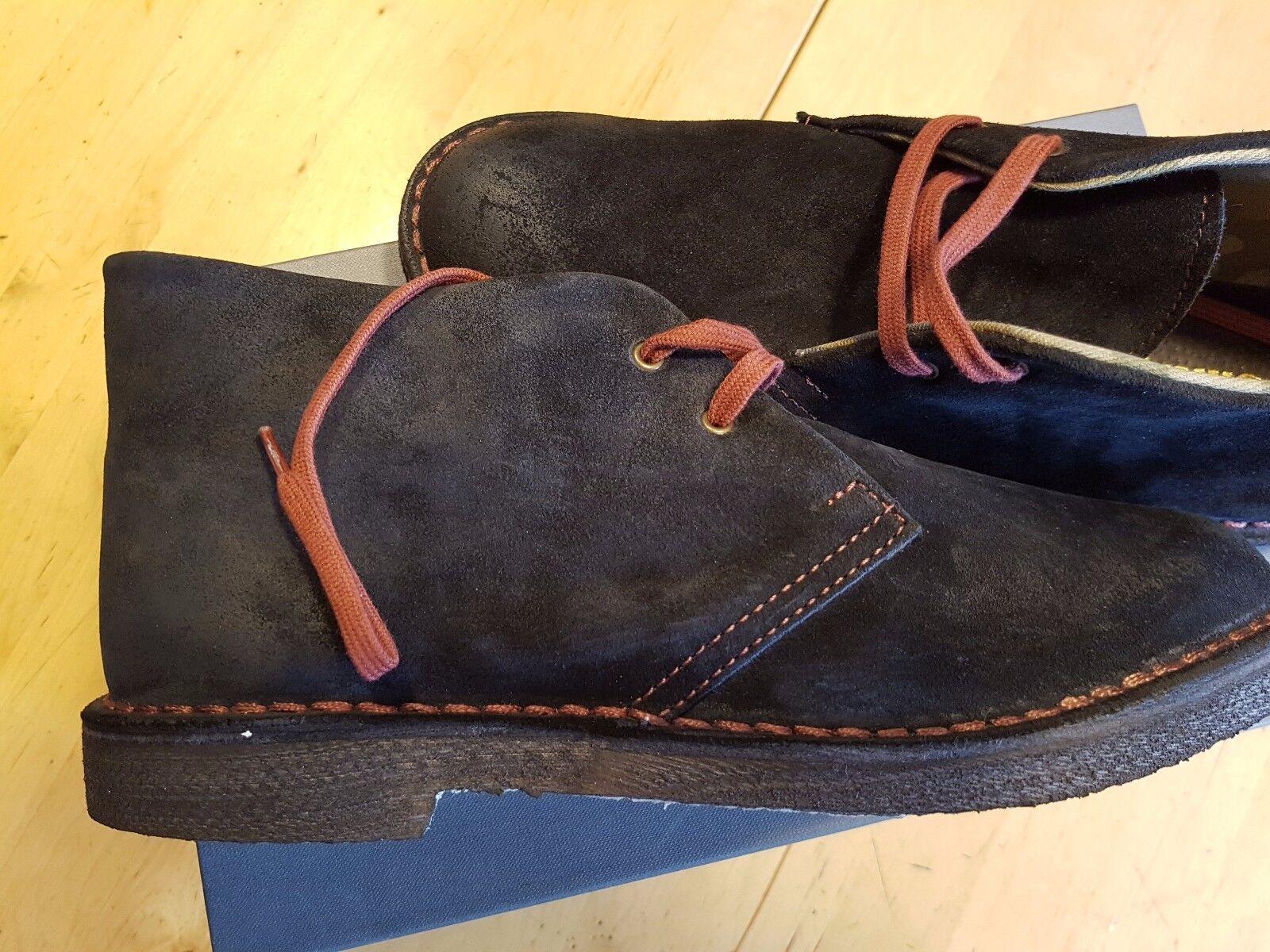 Cinti Stiefelette Desert Boot Colour ORIGINAL Blu Gr. 41 NEU ORIGINAL Colour 88e8ed