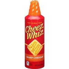 Cheez Whiz Sharp Cheddar Cheese Sauce