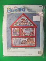 Bucilla Noah's Ark Wooden Hutch 40858 Baby Collection 1994 By Linda Gillum.