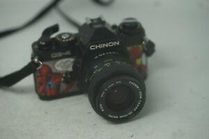 Chinon-CE-4-35mm-Pelicula-SLR-Kit-de-Camara-con-Lente-Zoom-35-70mm