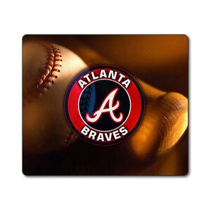 Image is loading Atlanta-Braves-Baseball-Large-Mousepad-Mouse-Pad-Great-