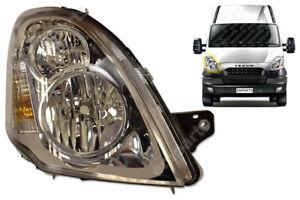 Iveco-Daily-V-Headlight-Headlamp-Right-Driver-Side-O-S-RH-MKV-MK5-2011-2014