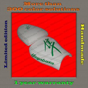 Design-Seat-Cover-Suzuki-Hayabusa-99-07-HANDMADE-white-green-001-1