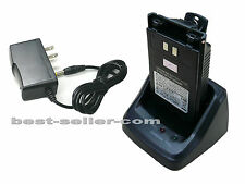 GS-41A +G-103LI Charger Cradle & Battery for Yaesu VX8R,FT1DR,FNB102,cd41,vertex