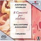 Antonio Vivaldi - : 8 Concerti per violino (2004)