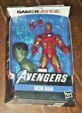 "2020 Marvel Legends Gamerverse IRON MAN 6/"" Action Figure Abomination BAF NEW!"