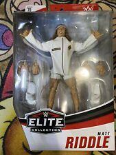 lire Pré-commande septembre WWE ELITE Matt RIDDLE Série 78 L/'Original Bro