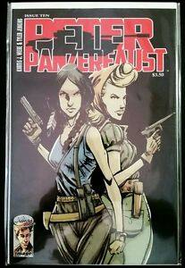 PETER-PANZERFAUST-10-2012-Image-Comics-VF-NM-Book