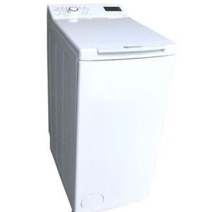 bauknecht wat prime 752 di toplader waschmaschine 7 kg a ebay. Black Bedroom Furniture Sets. Home Design Ideas