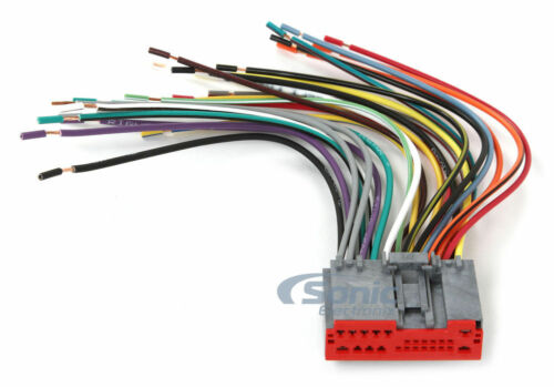 Metra 71-5520-1 Wiring Harness for Select /'03-04 Ford//Lincoln//Mercury Vehicles