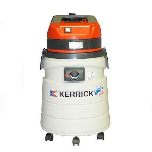 KERRICK 503PL INDUSTRIAL WET AND DRY 50 LITRE COMMERCIAL VACUUM CLEANER