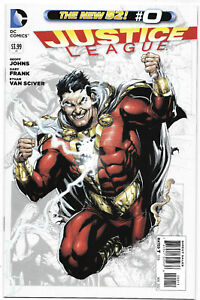 The-New-52-Justice-League-0-52-2011-2016-DC-Comics-Free-Bag-Board-Choice