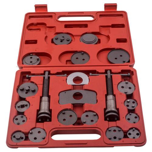 Auto Disc Brake Caliper Piston Pad Rewind Wind Back Tool Set 21 pcs heavy duty