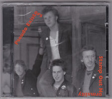 Pseudo Existors - Stamp Out Normality CD Cigarettes X.S. Energy Shapes UK Punk