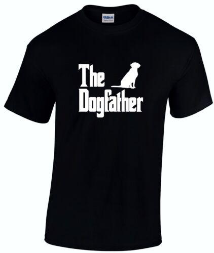 Mens LABRADOR TShirt DOG FATHER T Shirt Lab Funny Clothing Dad Gift