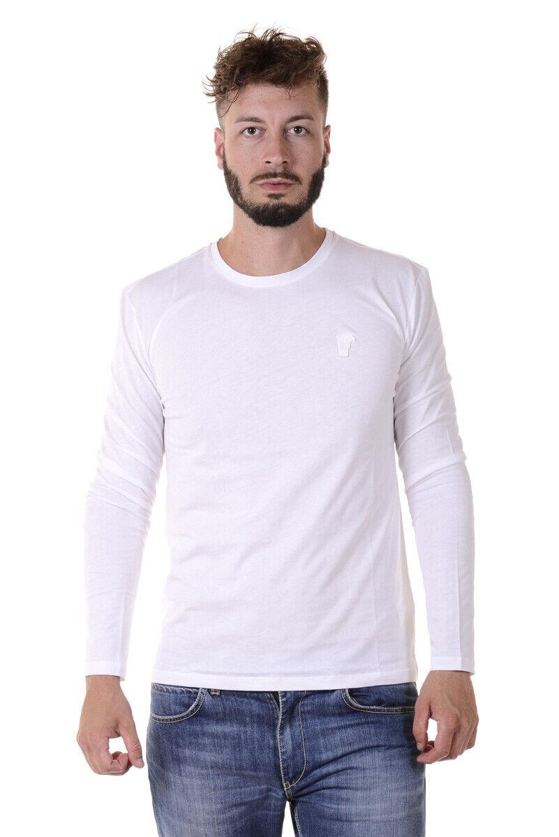 Versace Collection T Shirt Man Weiß V800491VJ00180 V1003 Sz. XXL PUT OFFER