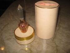 Vintage 1960s Avon Charisma Perfume Oil .5 fluid oz  40% FULL Stopper Bottle
