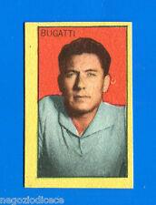 CALCIATORI STELLA BISCOTTI BOVOLONE anni 60 - Figurina-Sticker - BUGATTI -New