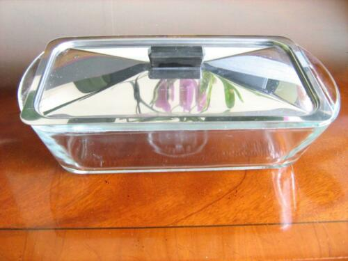 Glasbake dish lid  for HOSTESS heated warming trolley  Good condition