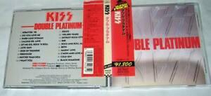 Kiss-Double-Platinum-JAPAN-CD-1994