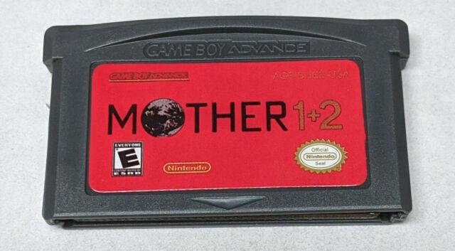 Mother 1+2 GBA Cartridge, US Seller. Repro | eBay