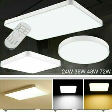 New Listingled Ceiling Light Slim Surface Mount Dimmable Home Fixture Kitchen Bedroom Lamp