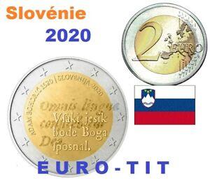 2-SLOVENIE-COMMEMORATIVE-1-X-PIECE-A-BOHORIC-2020-NOUVEAU