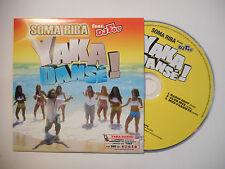 SOMA RIBA feat. DJ FOU : YAKA DANSE ! ♦ CD SINGLE PORT GRATUIT ♦