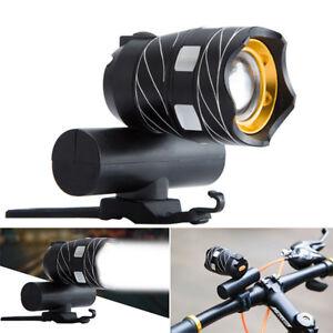 15000LM XM-L T6 LED MTB Bicycle Light Bike Front Headlight Rear Tail Lamp
