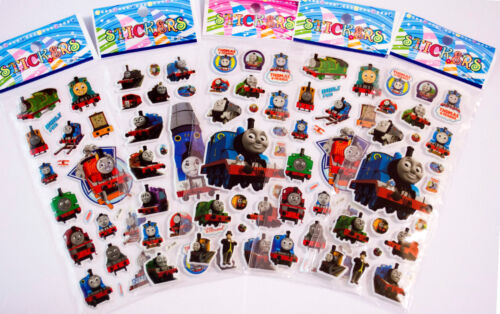 Thomas and Friends Stickers Children Party Bag Fillers Gifts School Stationery