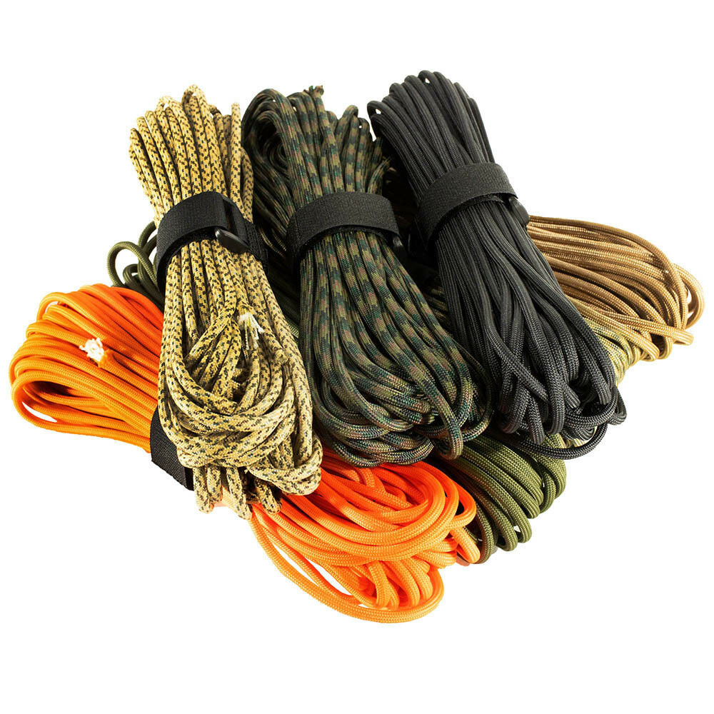 GOLBERG Wilderness Cord for Outdoor Survival - 625 Pound Tested - USA Made