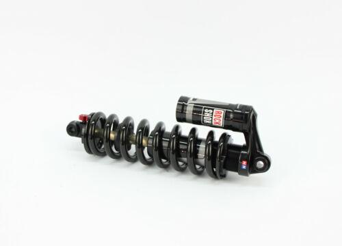 Rock Shox Kage R 240 x 76 mm Rapid Recovery 350 x 3.0 Stahlfeder Dämpfer Schwarz