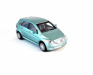 MERCEDES-BENZ-B-CLASS-NEWRAY-1-43-DIECAST-CAR-MODEL-CAR-COLLECTOR-039-S-MODEL-NEW