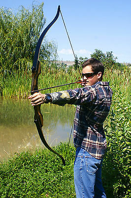 "Samick Sage Bow 35lb 62"" takedown recurve bow makes archery fun RH /bow stringer"