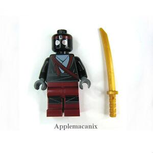 New Teenage Mutant Ninja Turtles TMNT LEGO 79104 Minifigure Footsoldier Only