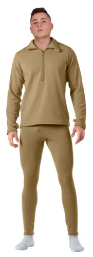 US Army ECWCS Cold Weather Gen III Mid Level II Underwear Rothco 69040 69044