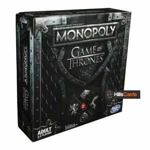 Monopoly-Game-of-Thrones-Board-Game-By-Hasbro-2-6-Players-2019-Adult-Edition