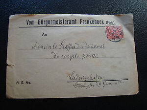 Germany-Bavaria-Envelope-cy69-Germany