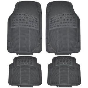 Kia Sportage 4 x Heavy Duty étanches en caoutchouc Tapis De Voiture Sol Noir 2005-2018