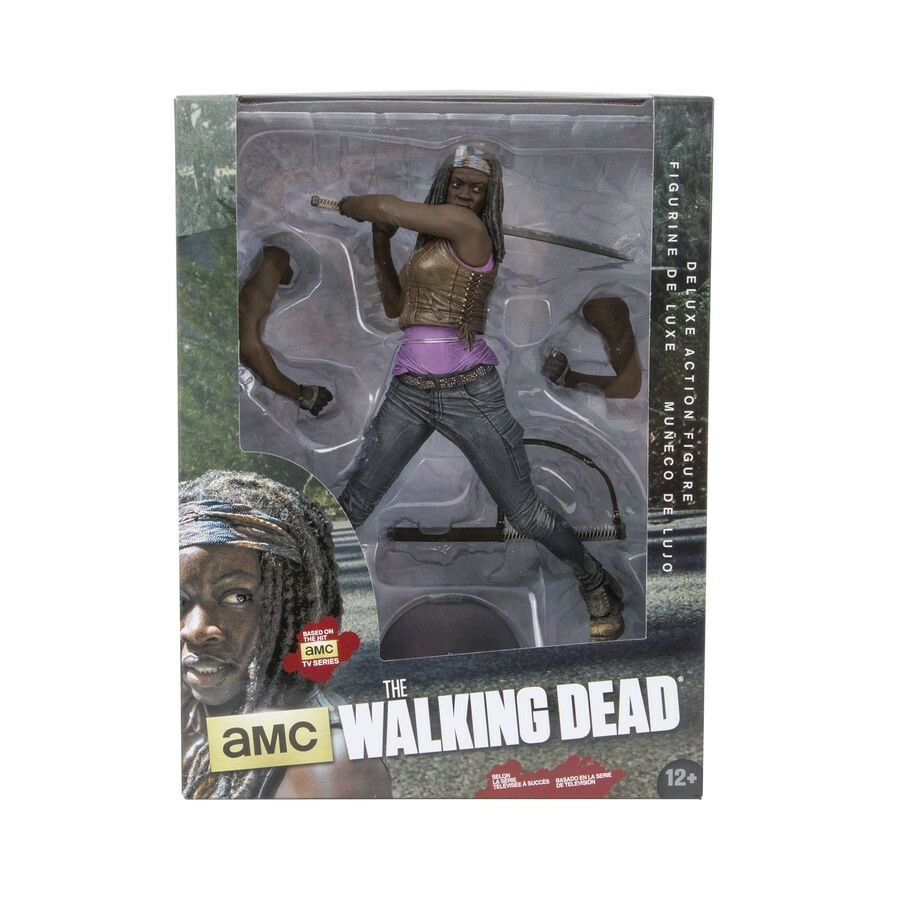 The Walking Dead - Michonne 10  Deluxe Action Figure