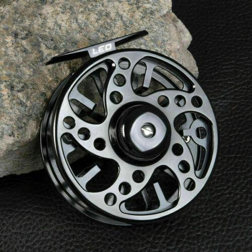 New Lightweight CNC Metal Fly Reel Aluminium Alloy Fly Fishing Reel 3//4 5//6 7//8