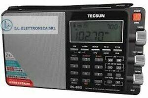 TECSUN PL-880 Empfänger Laptop All Mode 1.7-30Mhz 330003