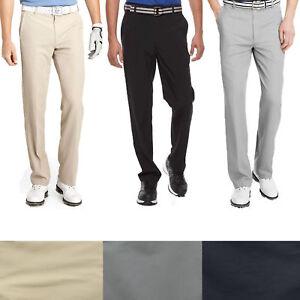 IZOD-Golf-Pants-Men-039-s-Performance-5-Pocket-Flat-Front-Stretch-Microfiber-Pant